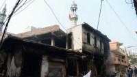 Masjid Dirusak dalam Bentrok Hindu-Muslim India