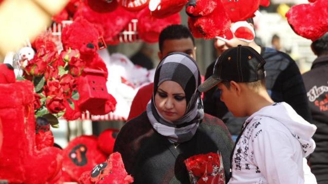 Arab Saudi Tak Lagi Larang Warganya Merayakan Hari Valentine