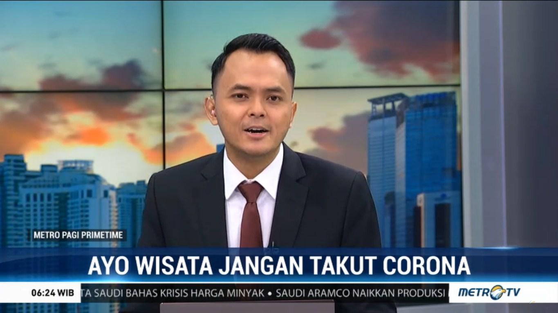 Metro TV Ayo Wisata Jangan Takut Corona