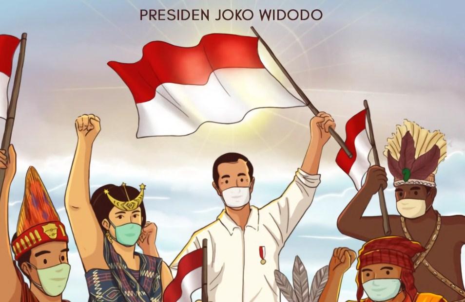 JokowiKingOfPrank Hari Kebangkitan Nasional