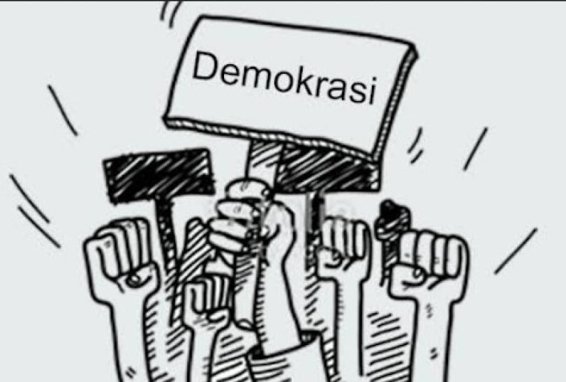 Analis Politik Exposit Strategic Sebut Kualitas Demokrasi di Indonesia Menurun