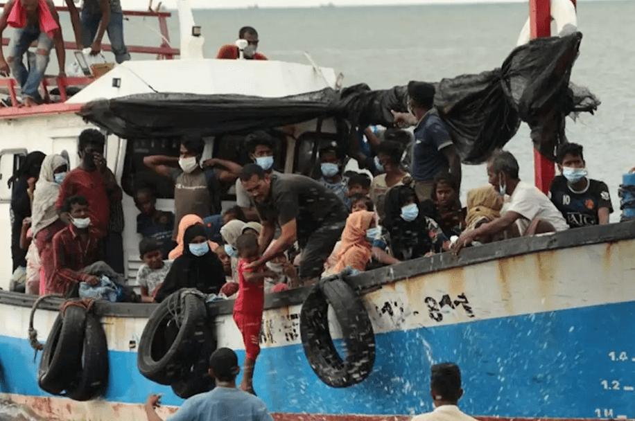 Warganet Ucapkan Terimakasih kepada Rakyat Aceh yang Bantu Pengungsi Rohingya