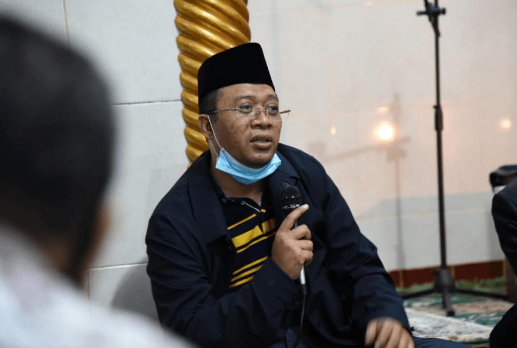 Pilih Menginap di Masjid, Gubernur NTB Buat Marbot Terharu