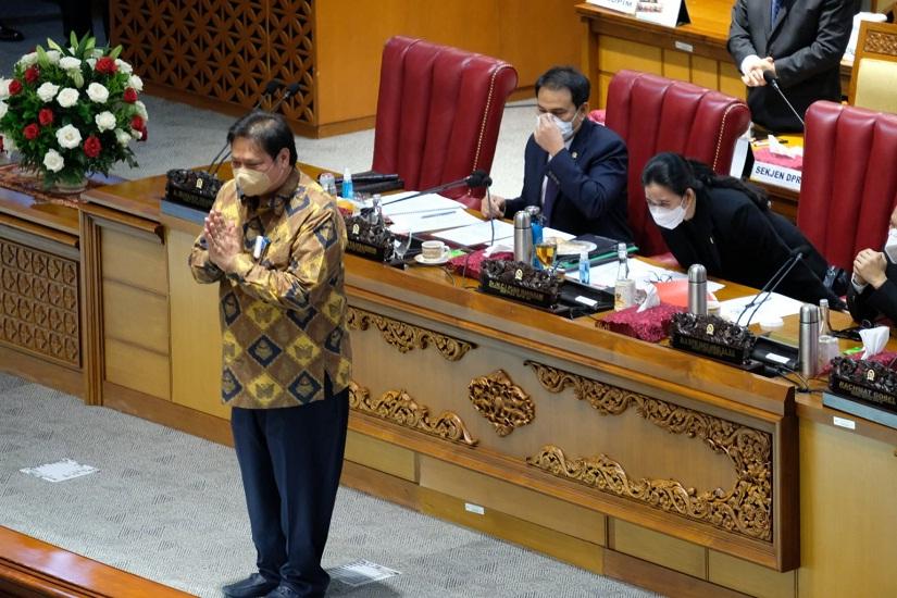 Investor Global Surati Jokowi Omnibus Law