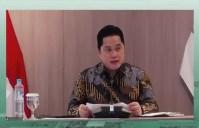 Menteri BUMN Erick Thohir Impor Gula Garam