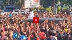 Prokes Jokowi ke Maumere NTT
