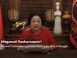 Megawati Ucapkan Dirgahayu Partai Komunis Tiongkok, PDIP: Apa yang Salah?
