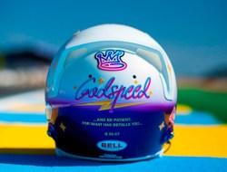 Raih Podium 24 Hours of Le Mans, Helm Sean Gelael Jadi Sorotan