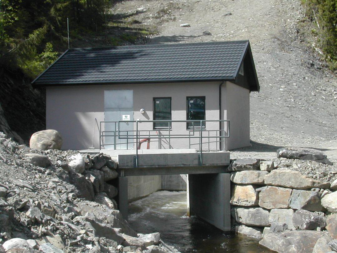 Stasjonsbilde Grytfossen
