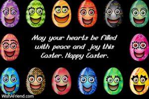happy easter qoutes