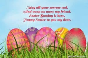 happy easter prayers