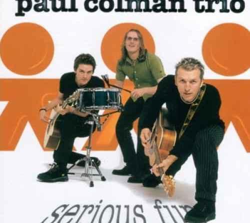 Paul Colman Trio