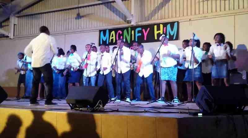 TM mass choir