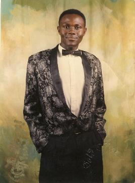 Godfrey Panam