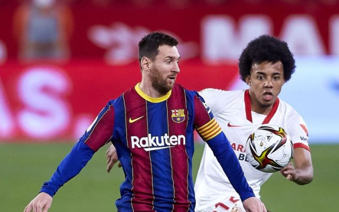 Full details about the Barcelona and Seville confrontation in the Spanish League today, match dates and carrier channels 3 3/3/2021 - 5:42 AM