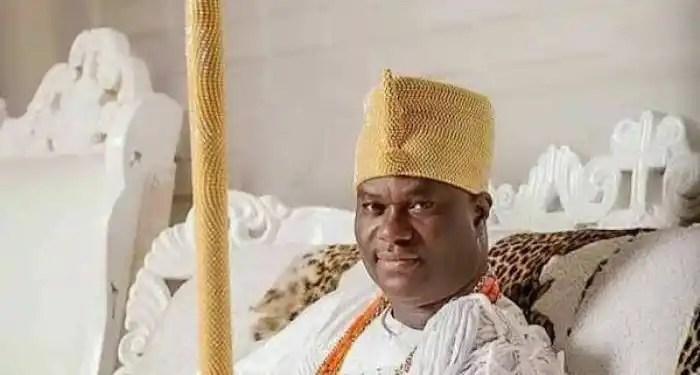 Ooni of Ife, Oba Adeyeye Ogunwusi,