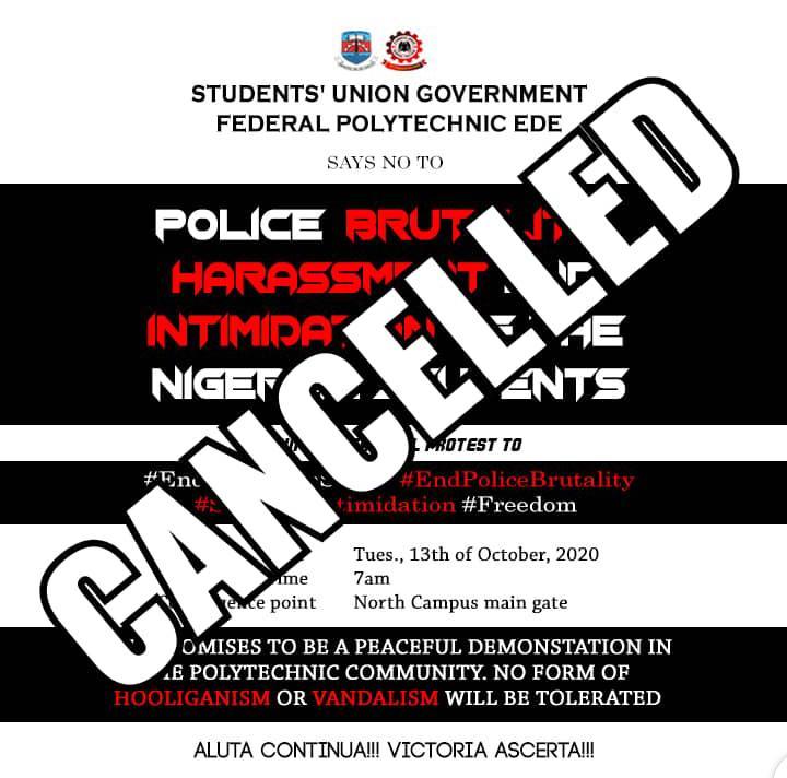 Federal Polytechnic Ede latest News