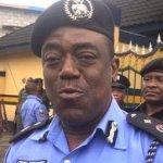 Commissioner of Police, Mr. Joe Nwachukwu Enwonwu