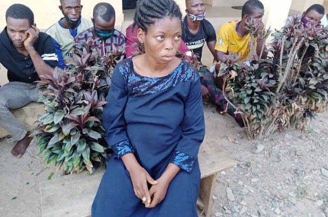 Jealous pregnant woman poisons her year old stepson to death in Osun