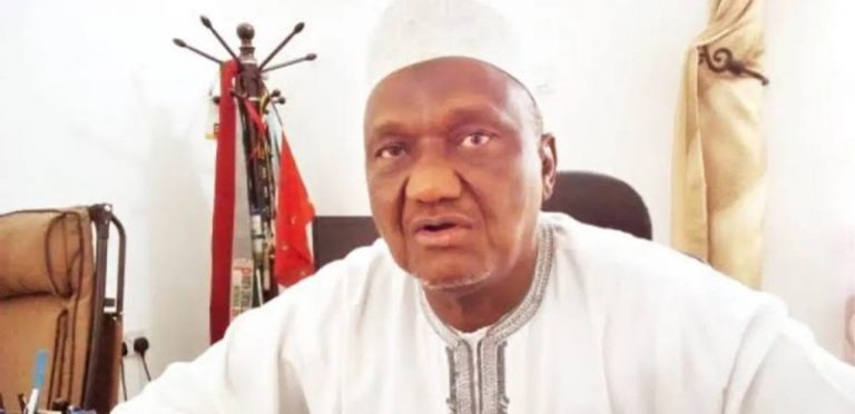 former Military Administrator of Kano and Benue states Aminu Isa Kontagora