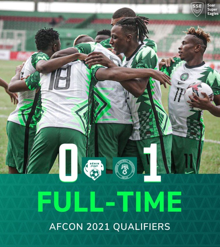 Super Eagles Goal