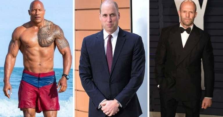 sexiest bald man prince william