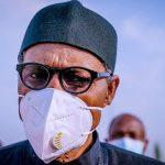 Buhari on Mask