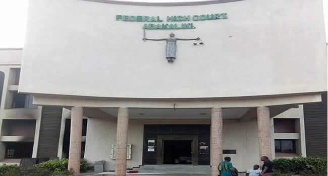 High court Abakaliki