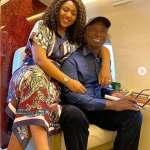 Prince Ned Nwoko and wife Regina