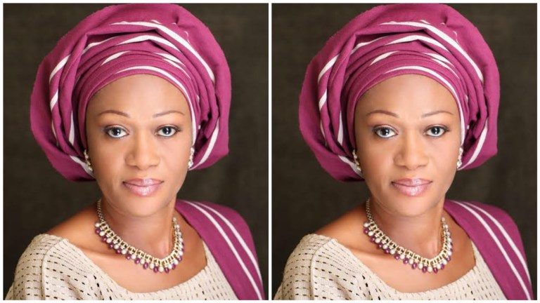 Remi Tinubu First Lady