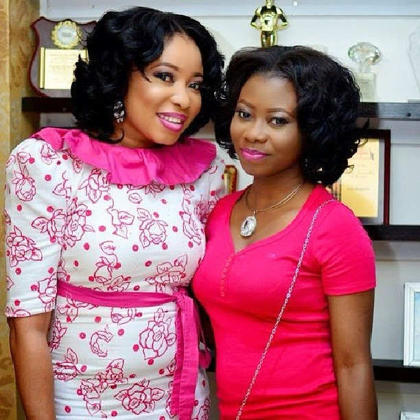 Lizzy Anjorin Daughter Biography