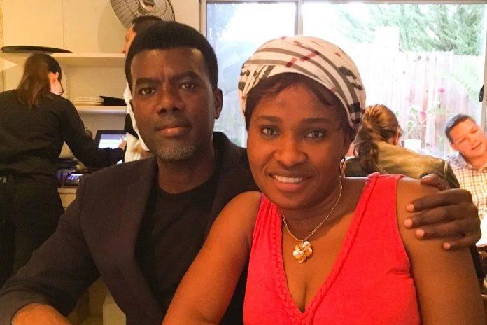 Reno Omokri And Wife