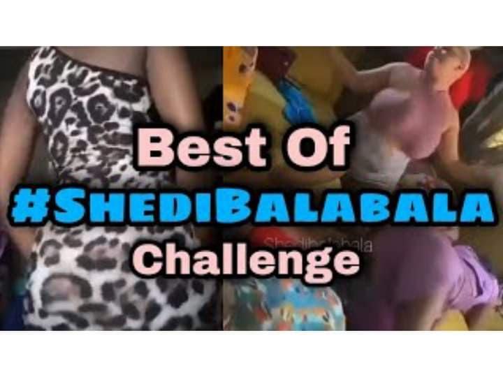 Who sang shedi bala bala