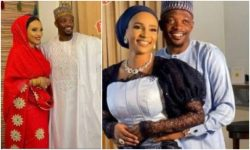 Ahmed Musa Third Wife Mariam