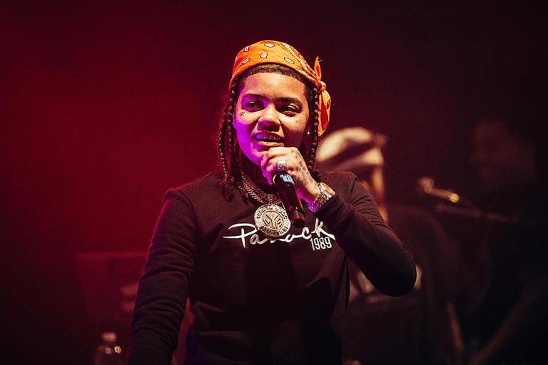 is Young m a Pregnant