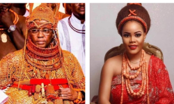 Oba of Benin Fifth Wife
