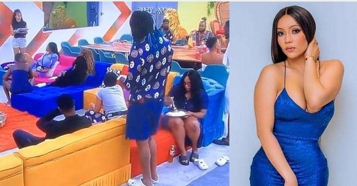 BBNaija Season 6: Maria picks bottom 6 housemates, includes Pere (Video)