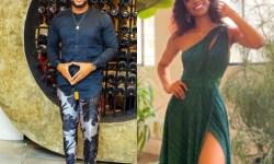 Alexx Ekubo and Fancy Acholonu marriage