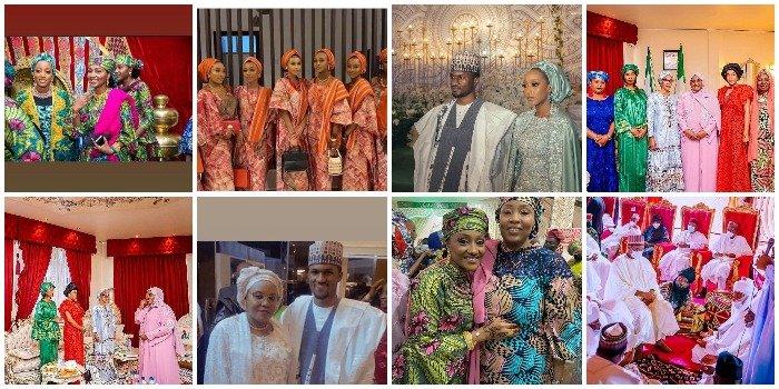 Yusuf Buhari Wedding Video