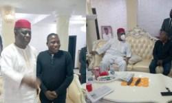 Femi Fani Kayode and Sunday Igboho