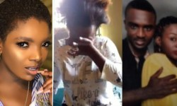 How Annie Idibia And Her Mother Reportedly Beat Up Brothers Wife And Abducted Her Kids