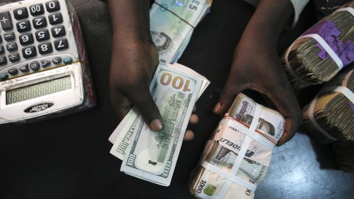 How much is dollar to naira