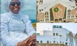 Esther Ajayi New Church In Nigeria, Address (Photos)