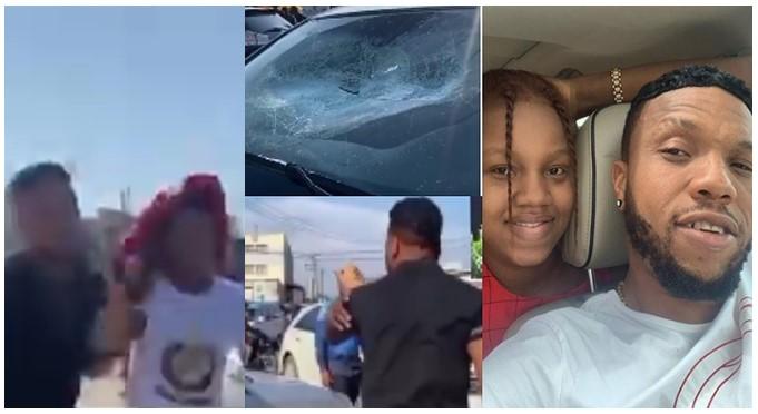 Charles Okocha Daughter Fight