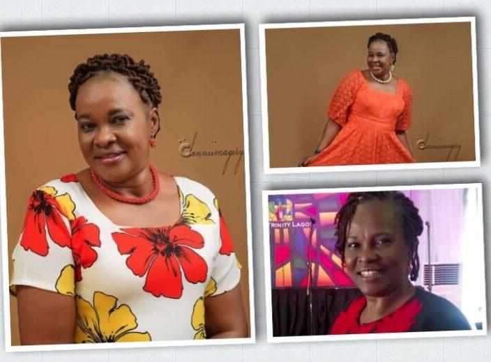Erumena Fred Amata Sister