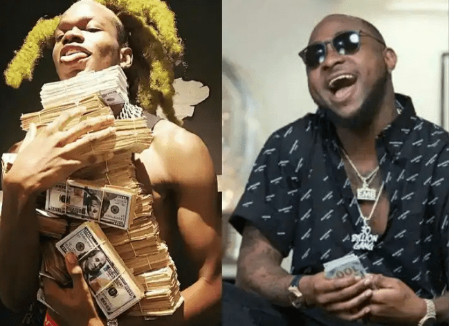 NBA Geeboy and Davido who is the richest