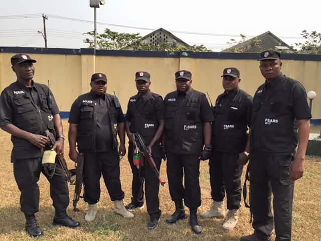 Police bring back sars