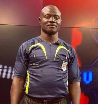 Referee Somo Ghanaian Dancer Referee