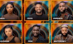 Who has the highest Vote in bbn 2021 now