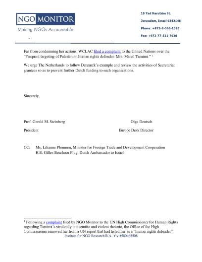 Letter to Dutch Minister of Foreign Affairs_2Jun2017-2